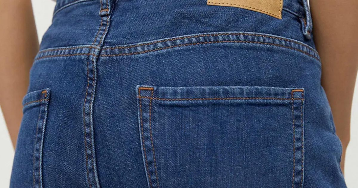 Is America's love affair with jeans over? - cover